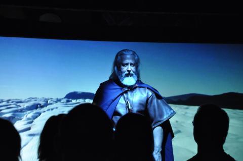 Vikingerne erobrer Nationalmuseet på Kulturnatten