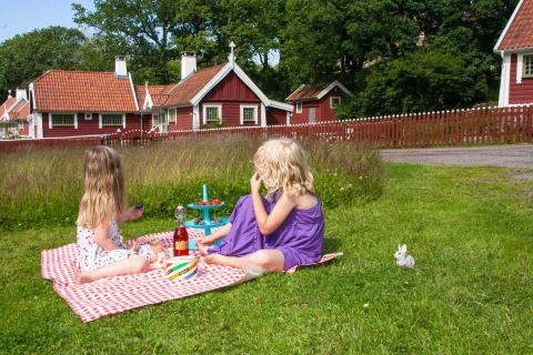 Tjolöholms Allmogeby foto Josefine Lundin
