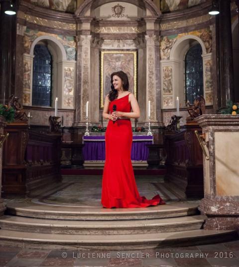 The Sick Children's Trust announces soprano Margaret Keys as official charity ambassador