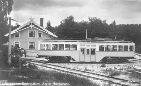 Ekebergbanen 100 år