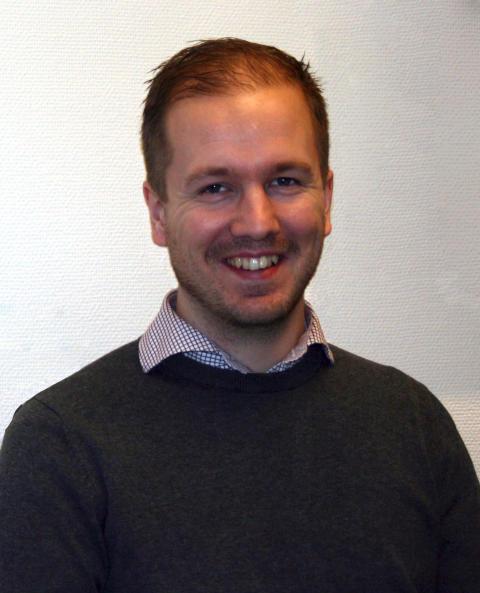SMC Pneumatics har anställt Martin Hanson som säljare på region Stockholm
