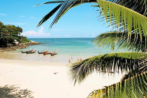 Thaimaa, Phuket, Kata Beach
