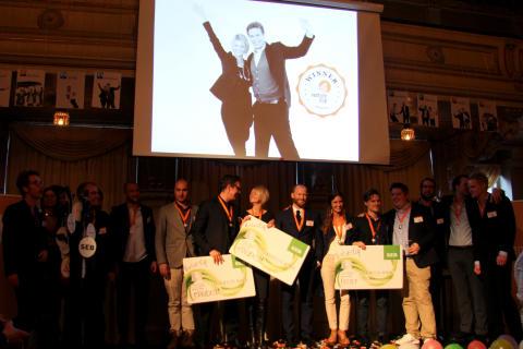 eDiabeat vinner Regionfinalen i Venture Cup Syd