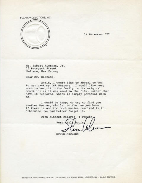 Letter-from-Steve-McQueen-to-Robert-Kiernan