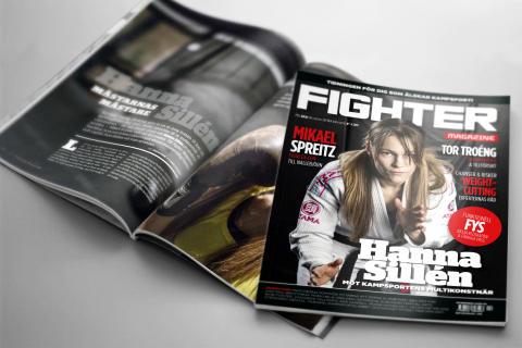 Smartare viktminskning inom kampsporten