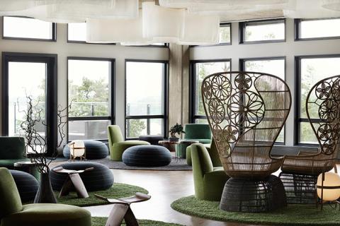 Yasuragi möter våren med nya japanska mötesrum, stilrena hotellrum och utökad badupplevelse