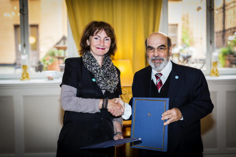 FAO inleder unikt avtal med We Effect