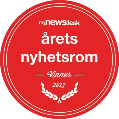Årets Nyhetsrom 2013