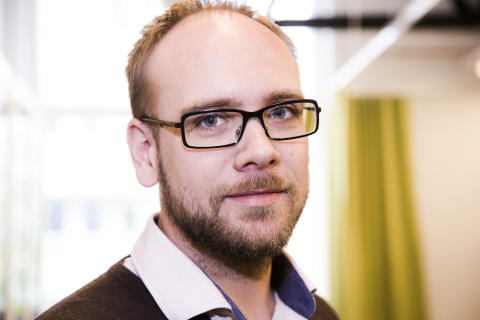 Lagneborgpriset 2013 till Jonas Gurell