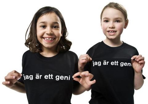 Fira barndagen på Tekniska museet.