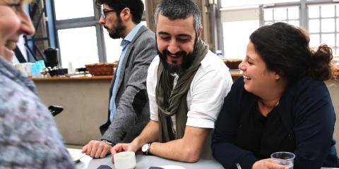 Entreprenörskap på Vårväderstorget – det mest kreativa och inspirerande initiativet i Europa