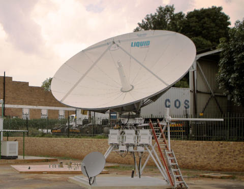Satelita EUTELSAT 7B wybrany przez Liquid Telecom celem świadczenia usług nadawczych oraz pozyskania nowych klientów biznesowych w Afryce