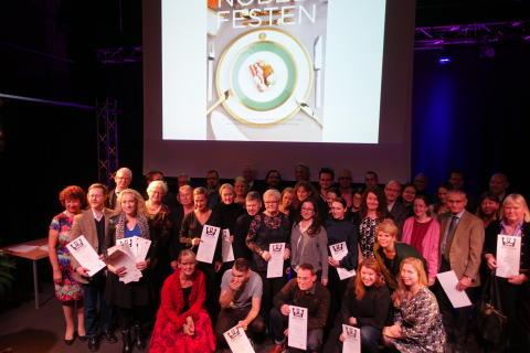 Dags för Nobelbankett i hemmaköket! Kokbok storvinnare på Måltidsakademiens gala