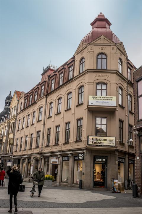 Nordier förmedlar prestigefastighet i Helsingborg
