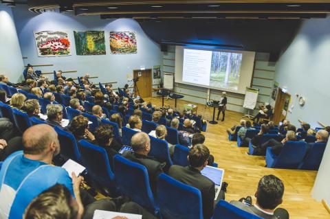 Stort engagemang för Sveriges första Bioekonomiriksdag
