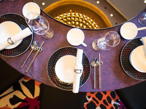 L'hôtel W Shanghai - The Bund adopte la vaisselle de Villeroy & Boch