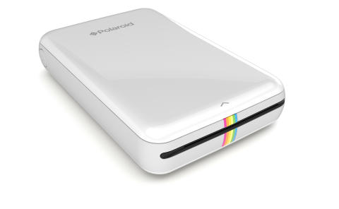 Polaroid ZIP printer, vit