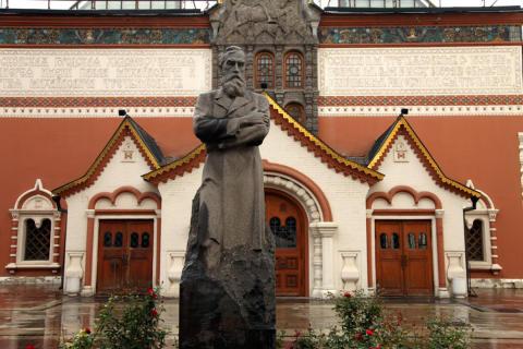 Tretyakov Galerie Moskau