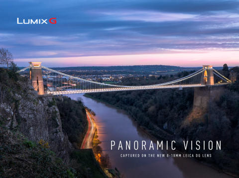 Panasonic Introduces a new Wide Zoom Lens for High Image Quality