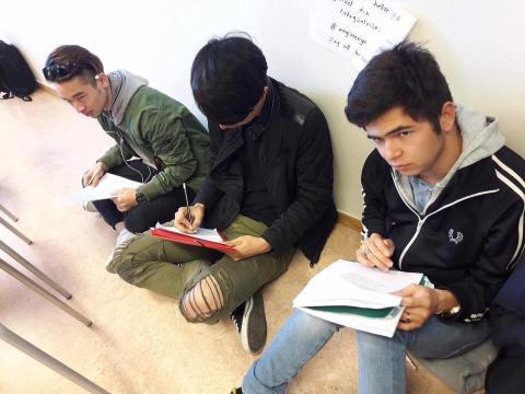 Utbildning för ensamkommande godkänns inte av Migrationsverket
