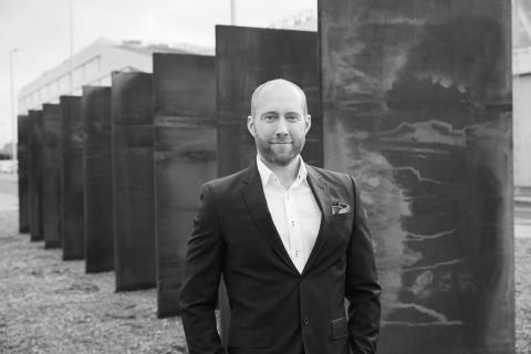 Fem frågor till Marc Palmefjord, ny VD på Bangerhead