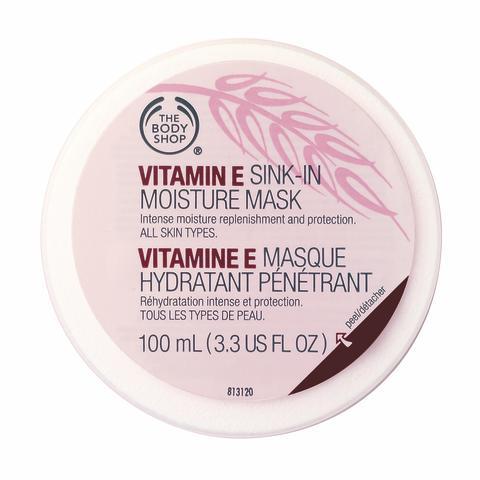 Vitamin E Sink-In Moisture Mask