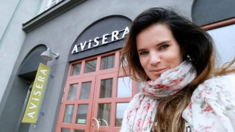 Avisera samarbetar med Anna Benson i kampen mot cancer
