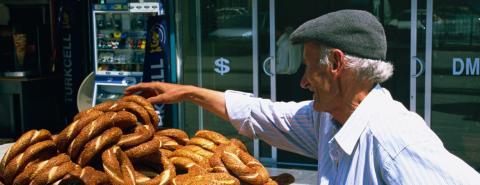 Lär dig laga genuin street food från Östra Medelhavet!