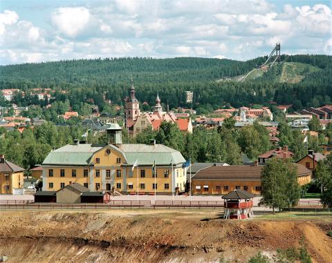 Internationella eventet Swedish Workshop till Dalarna