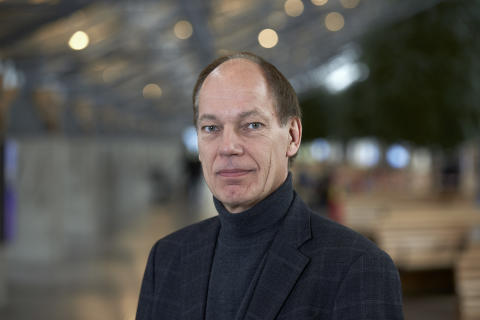 Roger Vahnberg, vice vd