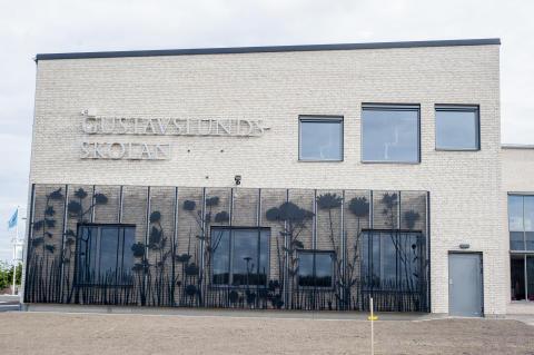 Gustavslundsskolan i Helsingborg