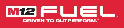 Milwaukee M12 FUEL™ logo