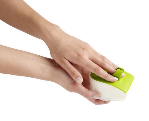 Trä in fingret för lättare användning - Palm Mincer