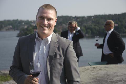 Vinmakare Johan Hjort - Vinfabriken