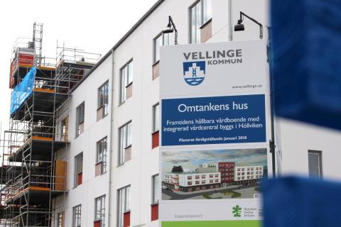 Nu lanserar Vellinge kommun sin första gröna obligation – hela Omtankens hus finansieras