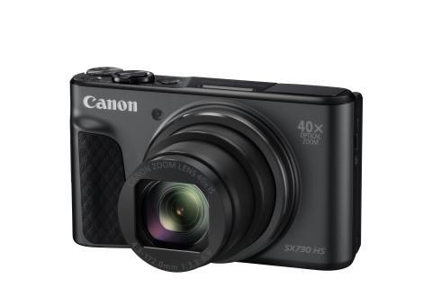 Ta vare på opplevelsene med Canons kompakte superzoomkamera – PowerShot SX730 HS