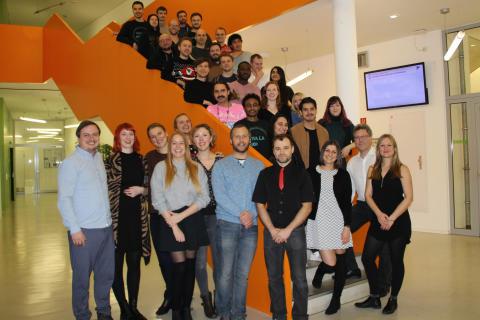 Team der BIOMES NGS GmbH