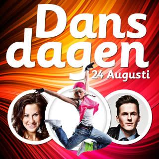 Släpp loss på Stockholms största dansdag