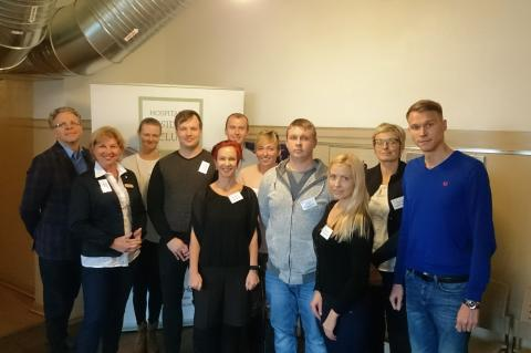 Leadership & Performance Management  Course, in Estonian, delivered with success