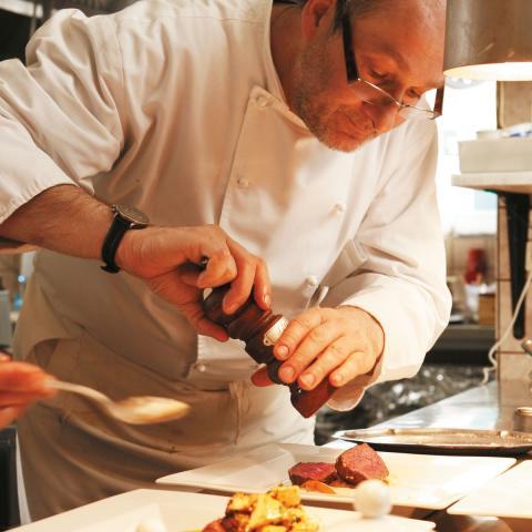 Tysklands gourmet-kokker