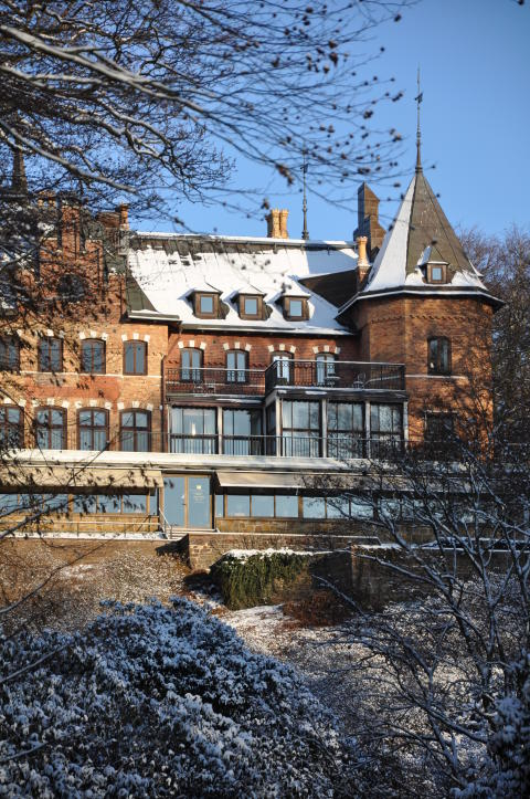 Premiär för Bukowskis på Sofiero slott