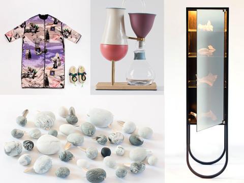 Ny utställning 19 februari: Prisade unga formgivare visar framtidens design. Här är hela listan.