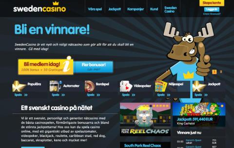 Nya Casino intervjuar Sweden Casino