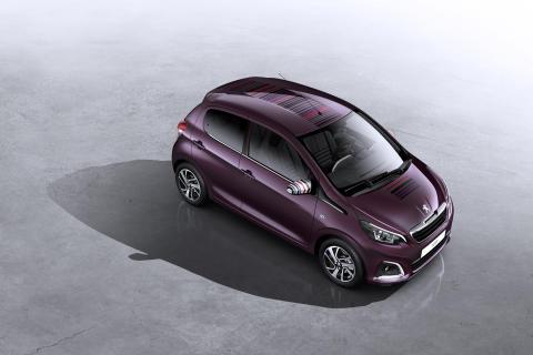 Ny Peugeot 108: helt sin egen
