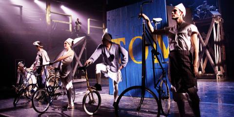 Landstinget satsar på cirkus för barn och unga