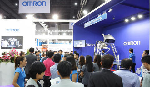 Omron Total Fair Thailand 2015 Providing Solutions to Contribute to the Realization of a More Affluent Thai Society