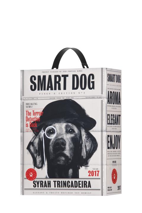 Smart Dog Syrah Trincadeira i ny tuff design!