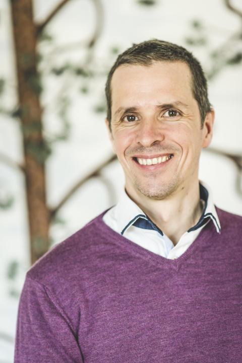 Magnus Hallberg vd Processum