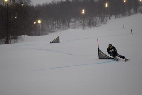 Skicrosslandslag på plats i Hemavan