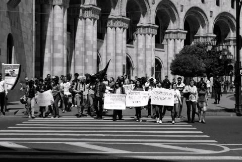 Häxjakt på aktivister